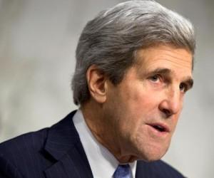 Kerry en gira por Latinoamérica, Bogotá es el primer destino