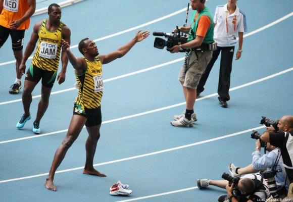 """Bolt entre los finalistas a """"mejor atleta del año"""" de la IAAF"""