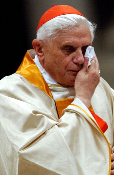 Joseph Ratzinger, papa emérito Benedicto XVI