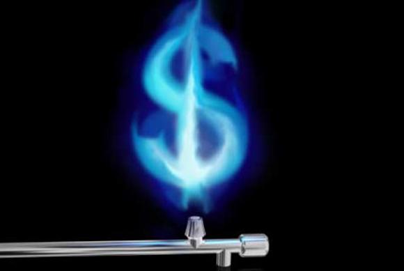 precios del gas, materia prima