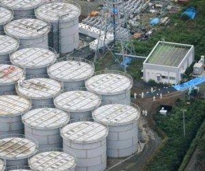 tanques de agua fukushima
