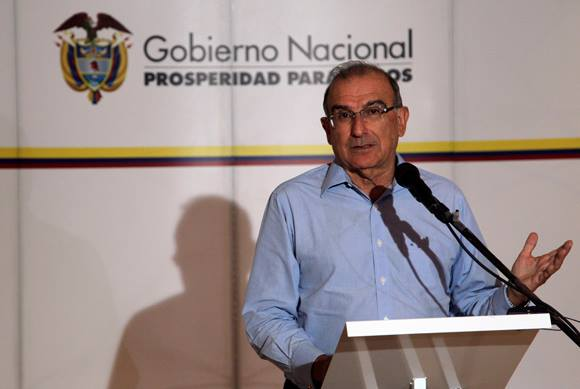 Humberto de la Calle. Foto: Ismael FRancisco/Cubadebate.