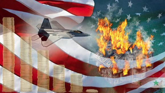 Ataque a Siria versus Economía de USA