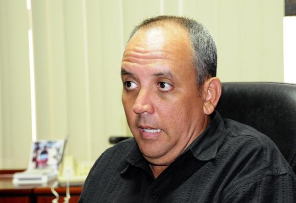 Alberto Javier Quiñones Betancourt. Foto: Ladyrene Pérez/Cubadebate.