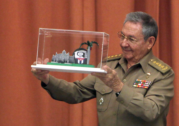 Sesión de clausura del Congreso cederista. Foto: Ismael Francisco/Cubadebate.