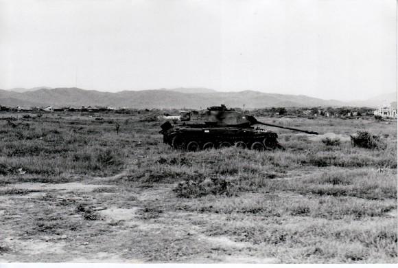 Campo de Batalla. Viet Nam septiembre de 1973. Foto: Estudios Revolución/Cubadebate