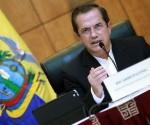 Canciller Ricardo Patiño asistirá a la Asamblea General de la ONU en Nueva York