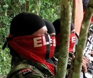 ELN. Foto: Archivo.