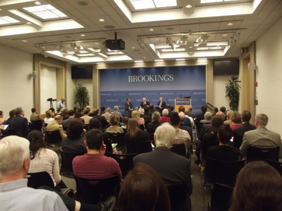Eusebio Leal en Brookings