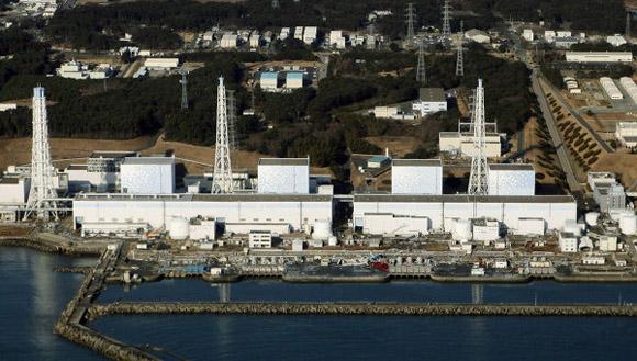 Central Nuclear de Fukushima.