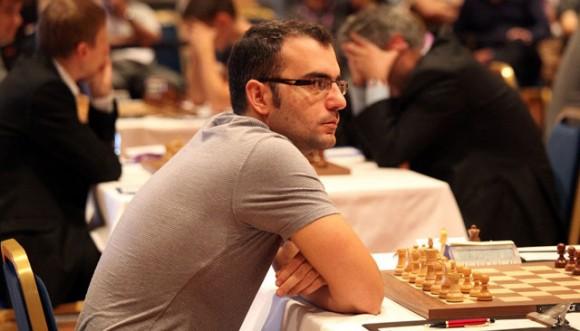 Primer triunfo de Leinier en Grand Prix de Ajedrez