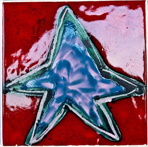 La estrella de Gerardo. Foto: Roberto Chile.