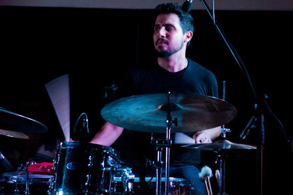 Oliver Valdés. Foto: Alejandro Ramírez Anderson.