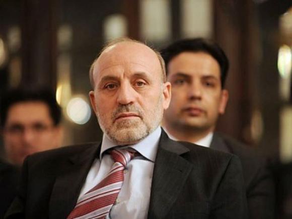 Omar daudzai es nombrado ministro del interior de for Ministro del interior quien es