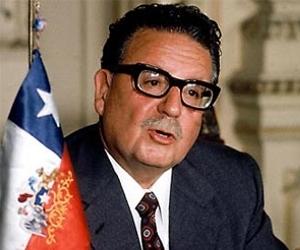 La victoria de Allende