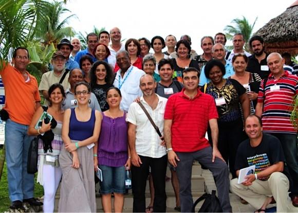 Seminario de Economía Social y Solidaria, Jibacoa, Cuba, 2013
