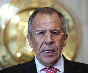 Serguéi Lavrov.