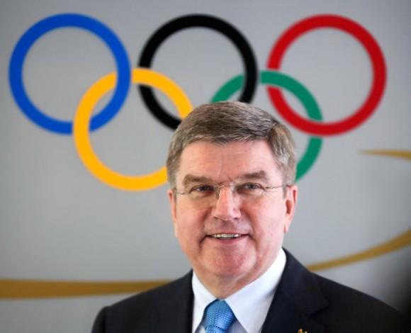 Thomas Bach, nuevo Presidente del COI