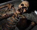 Vampiro de Sozopol, también hallado con hierro en el pecho
