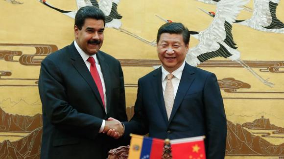 Venezuela-China