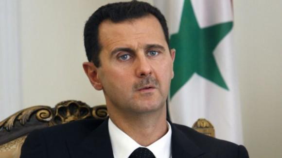 Bashar al Assad. Foto: AP.