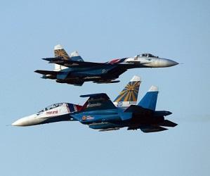 aviones rusos de combate
