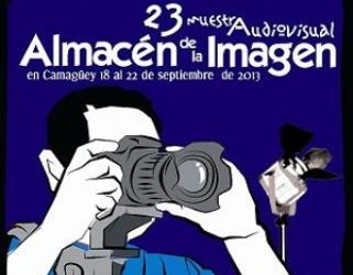 cartel  23 Muestra Audiovisual el Almacén de la Imagen
