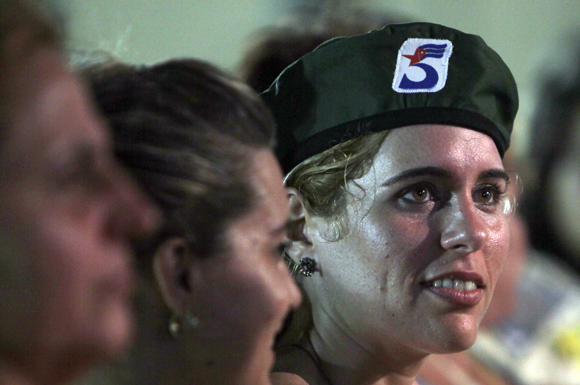 Irmita González. Foto: Ismael Francisco/Cubadebate