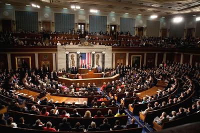 Congreso de EE.UU. Foto: Archivo.