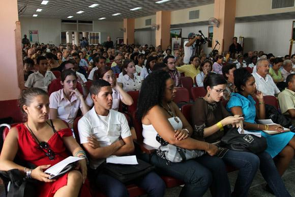 Cuarto Foro de la sociedad civil cubana por la liberación de los Cinco. Foto: Ladyrene Pérez/Cubadebate.