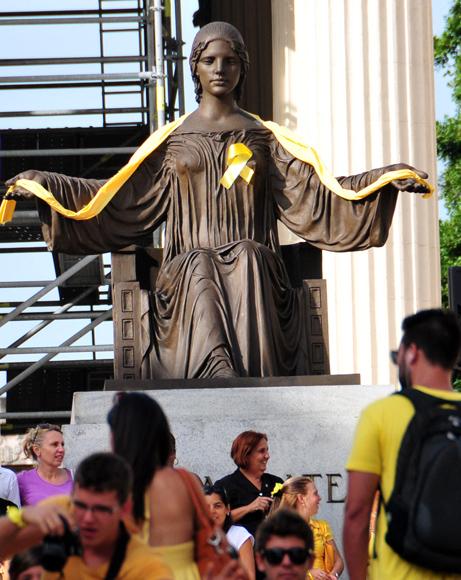 Alma Máter. Foto: Ladyrene Pérez/Cubadebate.