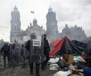 mexico protesta