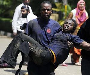 Más de diez sospechosos detenidos por ataque de Nairobi