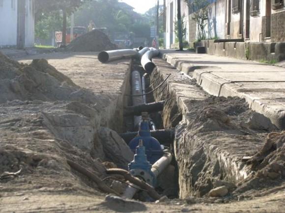 Obras hidráulicas de rehabilitación se ejecutan en Camagüey.