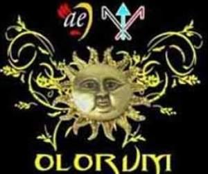 VI Festival Olorum, 2013, evento de la danza y la música folklóricas.