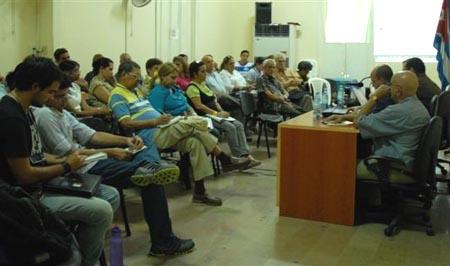 Taller Redes Sociales Cubadebate