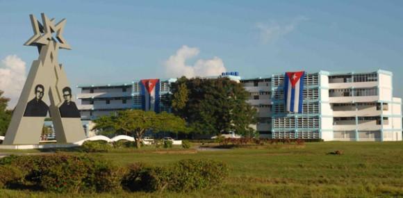 Universidad de Pinar del Rio. Foto: Juventud Rebelde
