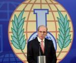 El Director General de la OPAQ Ahmet Uzumcu