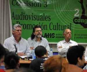 Abel Prieto aboga por una política cultural más coherente en Cuba
