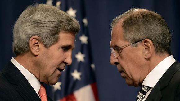 John Kerry y Sergey Lavrov. Imagen de Archivo.
