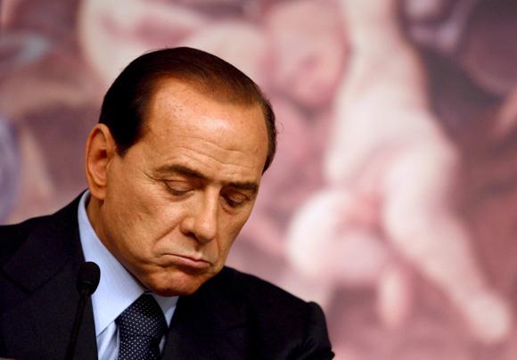 llegando a ejercer como Presidente del Consejo de Ministros de Italia en tres ocasiones (1994-1995, 2001-2006 y 2008-2011). Igualmente fue Ministro de Relaciones Exteriores de Italia en el año 2002 y fue Presidente de turno del Consejo Europeo durante el segundo semestre del año 2003. Es asimismo propietario y presidente del equipo de fútbol AC Milan.