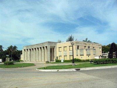 La Academia de San Alejandro, Escuela Nacional de Artes Plásticas, centro de referencia en la enseñanza artística en Cuba.