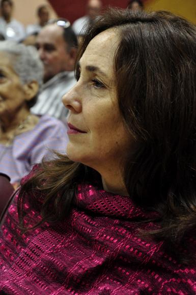 Mariela Castro Espín. Foto: Roberto Garaycoa/Cubadebate.