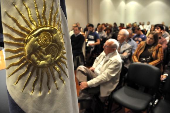 Congreso Iberoamericano de Revisionismo Histórico. Foto: Kaloian.