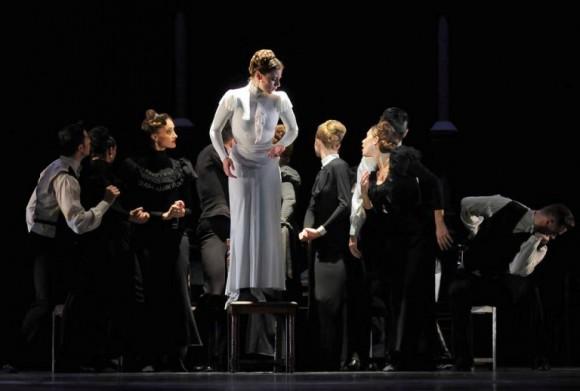 En imágenes, Ana Karenina inaugura Festival de Teatro de La Habana