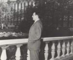 Fidel Castro en México D.F en noviembre de 1956