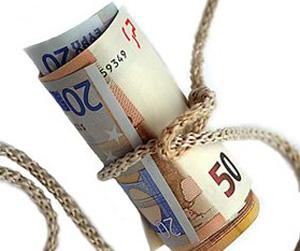 Euro atado