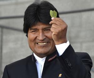 A menos de un mes de las elecciones nacionales: Oposición afila armas para que Evo Morales no suba mas