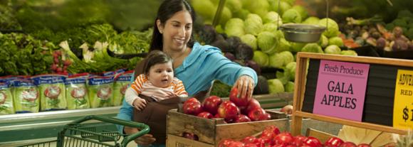 Imagen promocional del Programa de Asistencia Nutricional Suplementaria (SNAP)