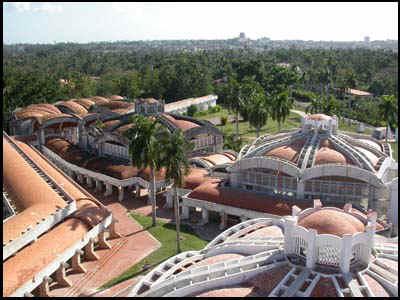 La Universidad de las Artes de Cuba, prestigioso centro de formación académica y cultural. Foto: Archivo de Cubadebate